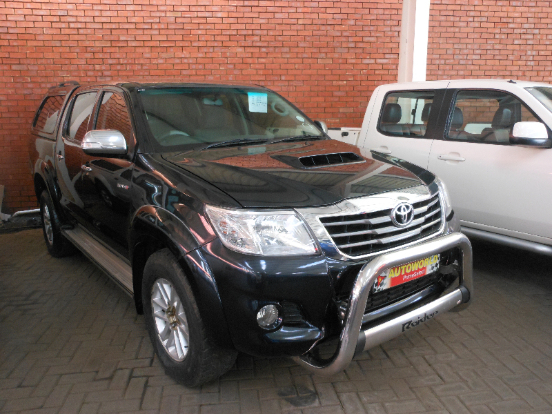 2012 Toyota Hilux  3.0D-4D double cab Raider for sale - 167